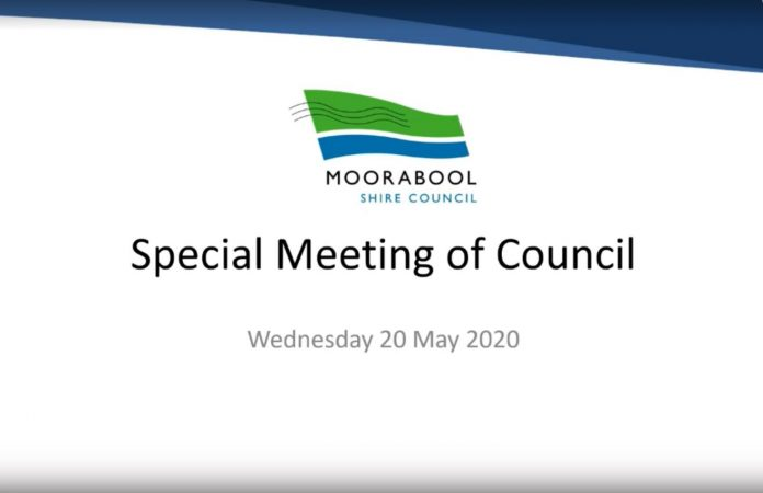 Shire Council Meeting