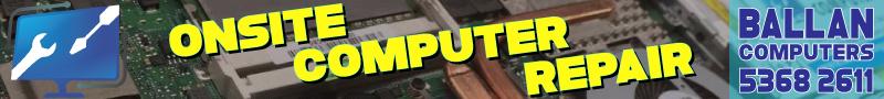 Ballan Computers Banner
