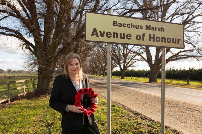 Avenue of Honour - Bacchus Marsh