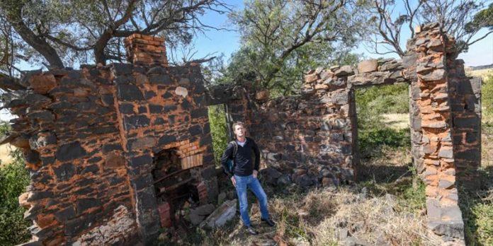 Explore the unique ruins of the historic Rockbank Inn